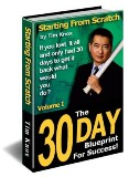 The 30 Day Blueprint For Success Sample Chapter