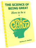 How To Be A Genius (The Science Of Being Great)